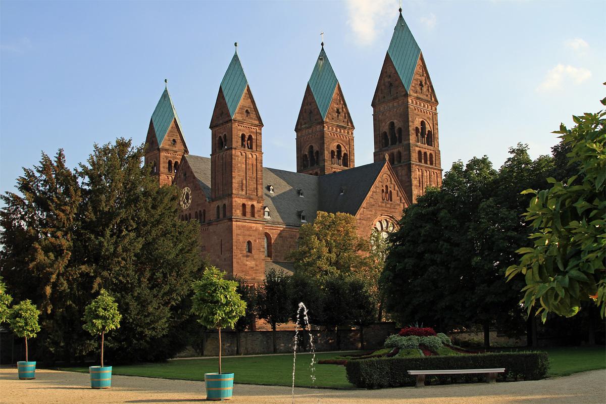 Erlöserkirche in Bad Homburg